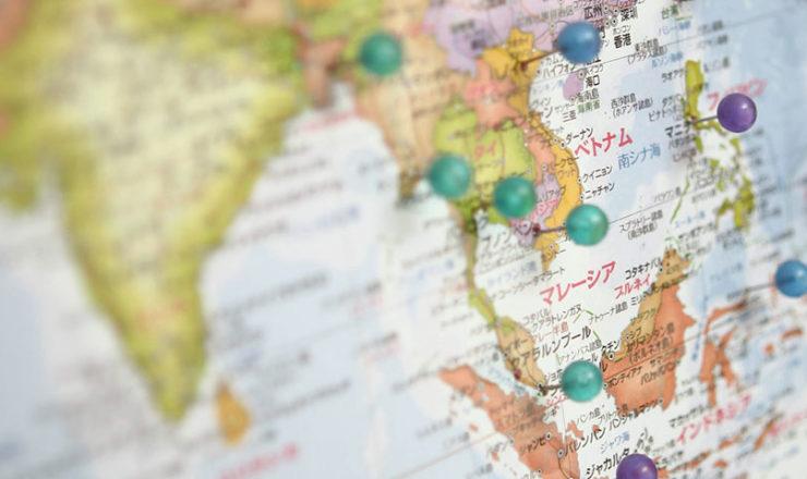 現地調査と事業の具体化